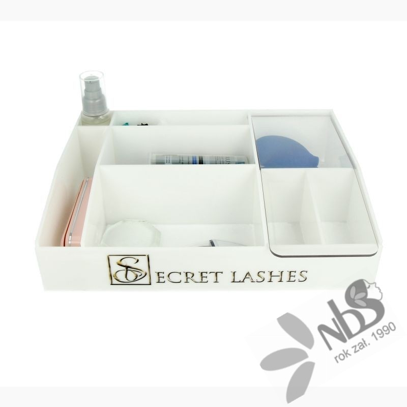 Secret Lashes Secret Box Tools - Pojemnik na akcesoria