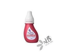 Biotouch Pure Barwnik Apple Red 3 ml