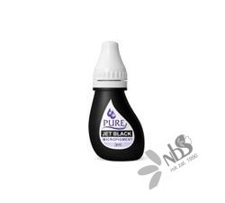 Biotouch Pure Barwnik Jet Black 3 ml