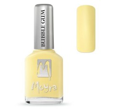 Moyra Lakier Bubble Gum 622 Limoncello 12 ml