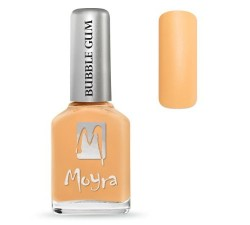 Moyra Lakier Bubble Gum 623 Tangerine 12 ml