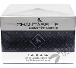 Chantarelle La Aqua 10% ph 3.5 Lactic Acid Face Mask 150 ml