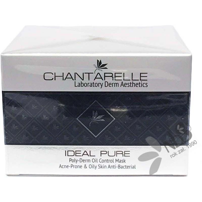 Chantarelle Ideal Pure Poly-Derm Oil Control Mask 150 ml