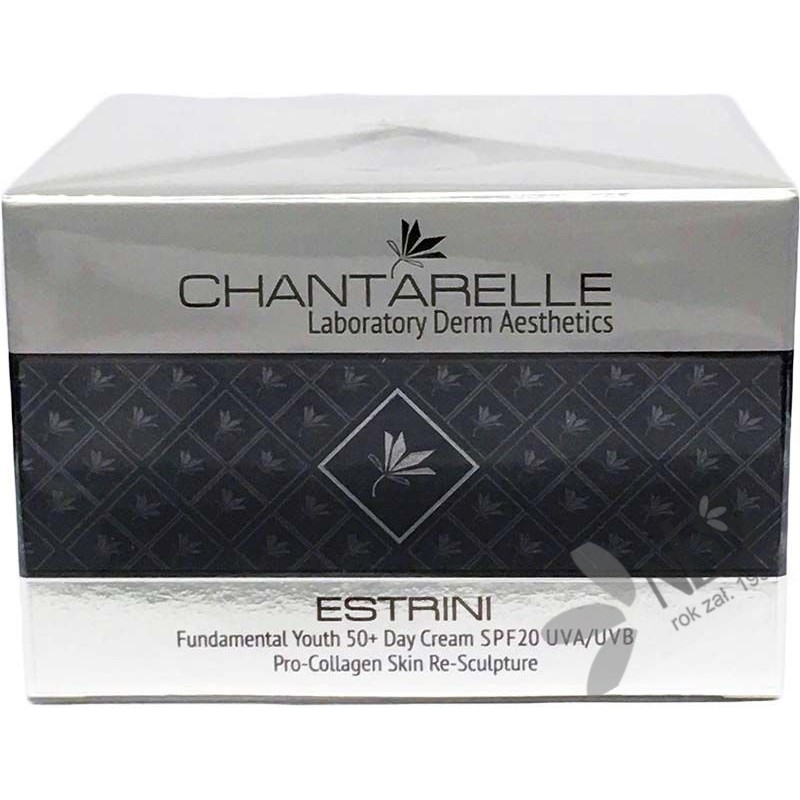 Chantarelle Estrini Advanced Fundamental Youth Day Cream SPF20 UVA/UVB 100 ml