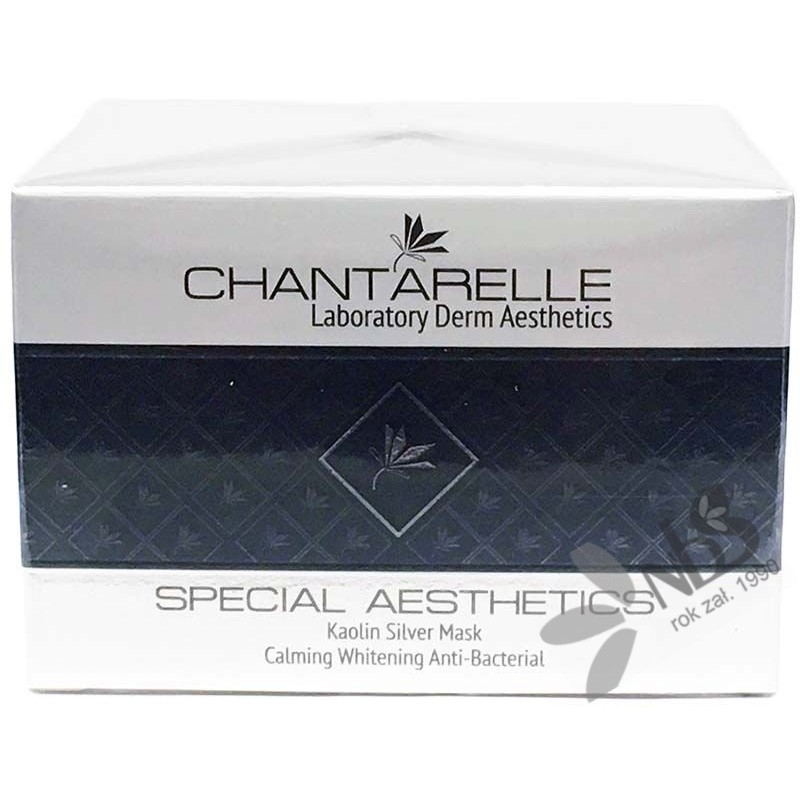 Chantarelle Special Aesthetics Kaolin Silver Mask 150 ml