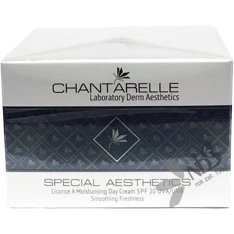 Chantarelle Special Aesthetics Licorice A Moisturising Day Cream SPF20 UVA/UVB 100 ml