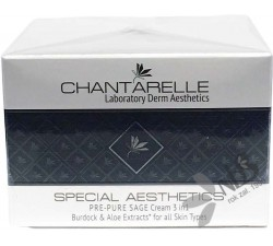 Chantarelle Special Aesthetics PRE-PURE SAGE Cream 3 in 1 150 ml