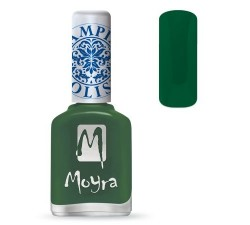 Moyra Lakier do stempli 14 Dark Green 12 ml