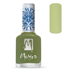 Moyra Lakier do stempli 15 Light Green 12 ml