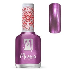 Moyra Lakier do stempli 28 Chrome Purple 12 ml