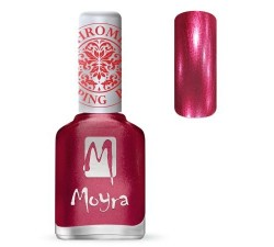 Moyra Lakier do stempli 29 Chrome Rose 12 ml