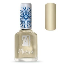 Moyra Lakier do stempli 09 Gold 12 ml