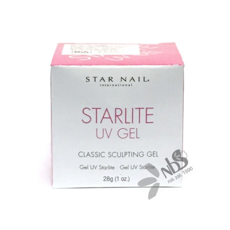 Star Nails Starlite UV Gel Różowy 30ml