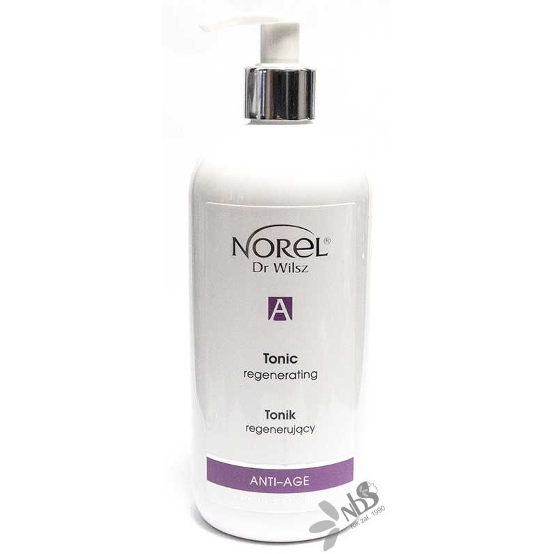 Norel Anti-Age Tonik regenerujący 500 ml