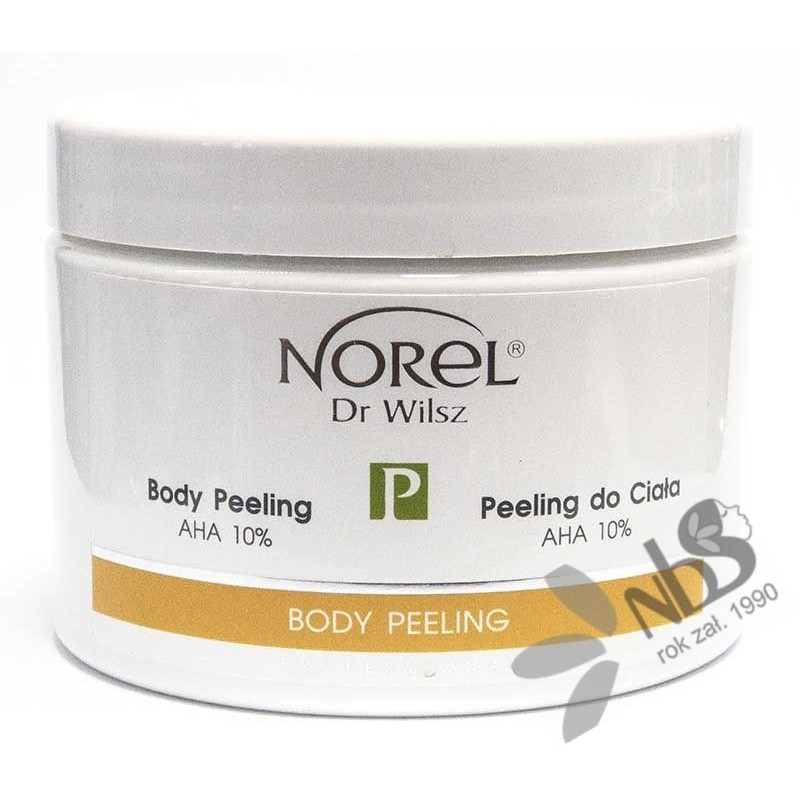 Norel Peeling do ciała AHA 10% 500 ml