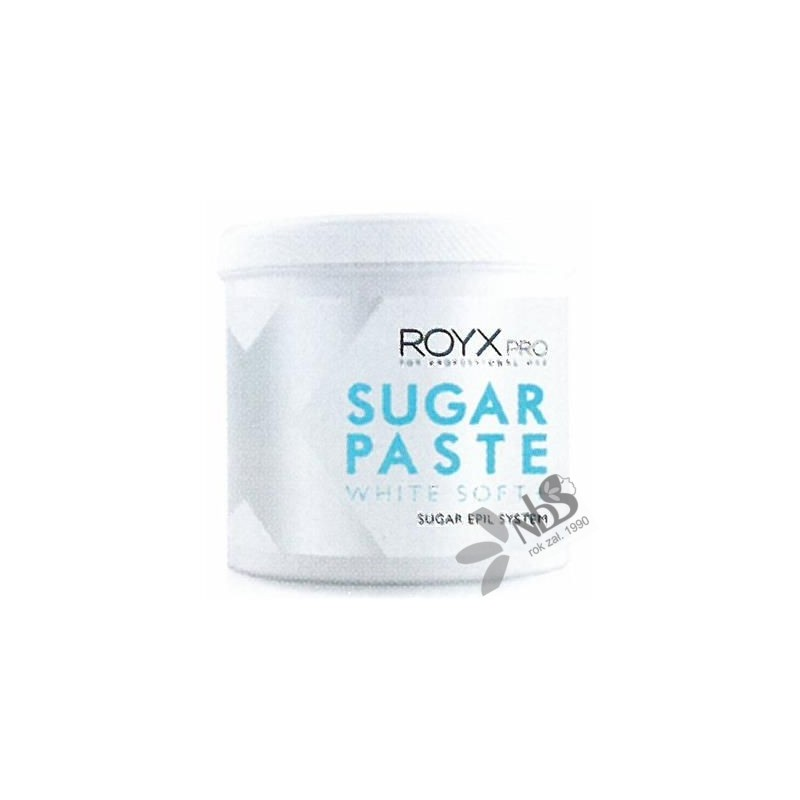 ROYX PRO Sugar Paste White Soft + 300g