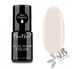 NeoNail Lakier Hybrydowy Light Peach 6 ml