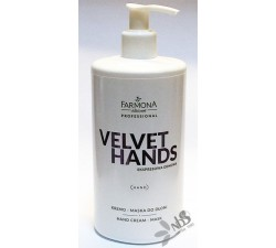 Farmona Velvet Hands Kremo-maska do dłoni 500 ml