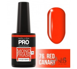 Mollon Monophase 76 Red Canary 10 ml