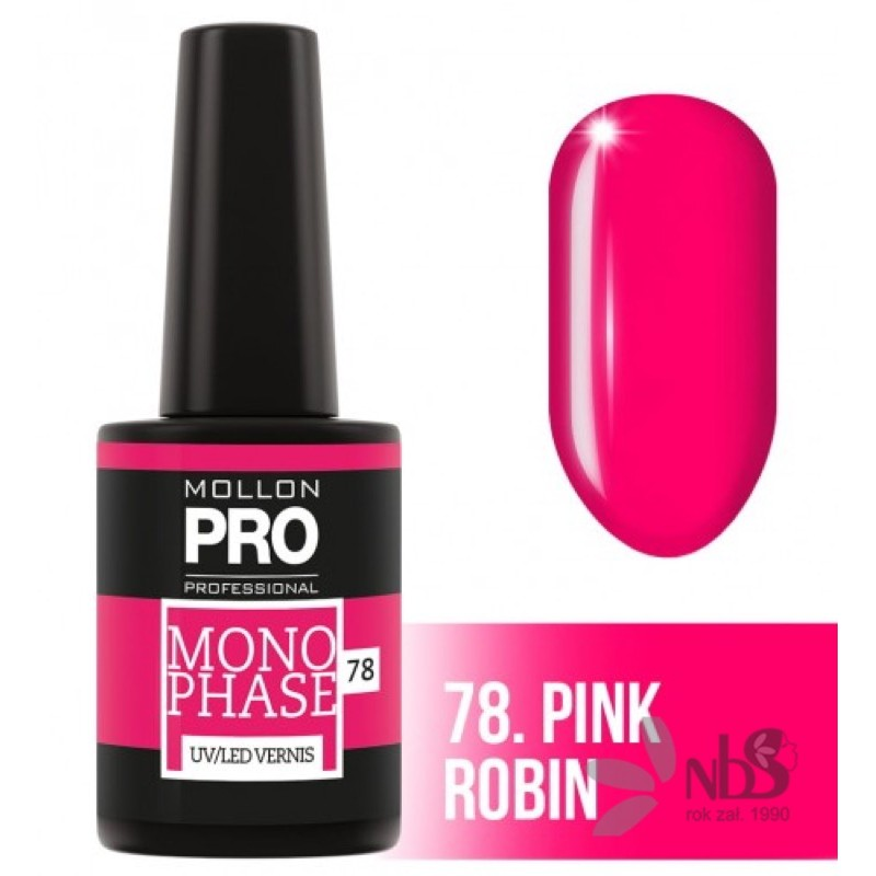 Mollon Monophase 78 Pink Robin 10 ml