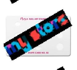 Moyra Shape Card nr 02