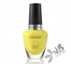 Cuccio Lakier Lemon Drop me a Line 13 ml