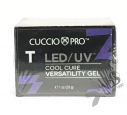 Cuccio Żel T3 LED/UV Galaretta Opaque Welsh Rose 28g
