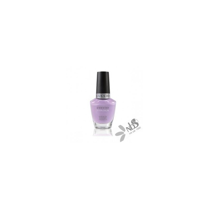Cuccio Lakier Peace, Love & Purple 13 ml