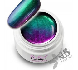 NeoNail Żel Cameleon Green/Purple 5 ml