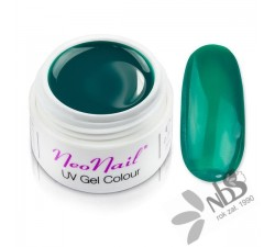 NeoNail Żel Kolorowy Glass Sea Green 5 ml