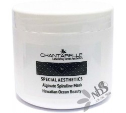 Chantarelle Estrini Alginate Spiruline Mask Hawaiian Ocean Beauty 250g