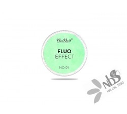 NeoNail Puder Fluo Effect 01