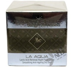 Chantarelle La Aqua Lactic Acid Renewal Night Face Cream 50 ml