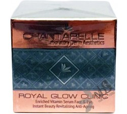 Chantarelle Royal Glow Clinic Enriched Vitamin Serum Face & Eye 30 ml