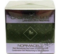 Chantarelle Normacell Matt Normalising Day Cream SPF20 UVA/UVB 50 ml