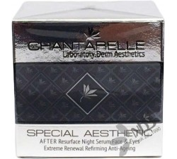 Chantarelle Special Aesthetics AFTER Resurface Night Serum Face & Eyes 30 ml