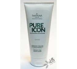 Farmona Pure Icon Kremowy peeling drobnoziarnisty 200ml