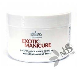 Farmona Exotic Manicure Regenerująca maska do dłoni 300 ml