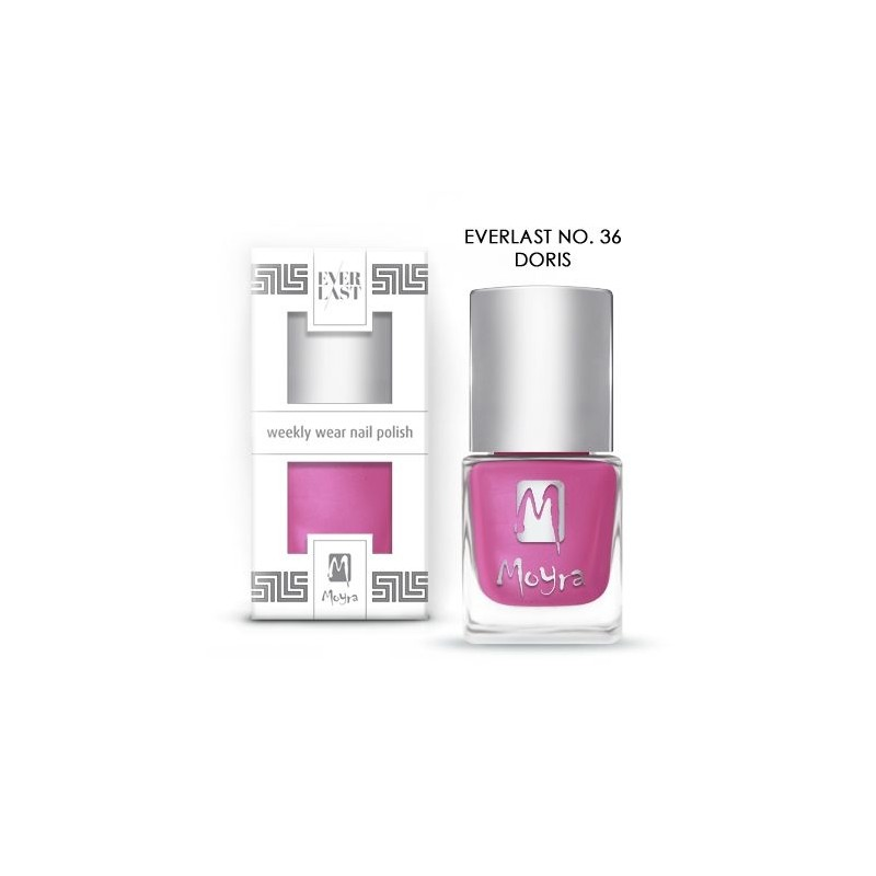 Moyra Lakier Everlast 36 Doris 7 ml
