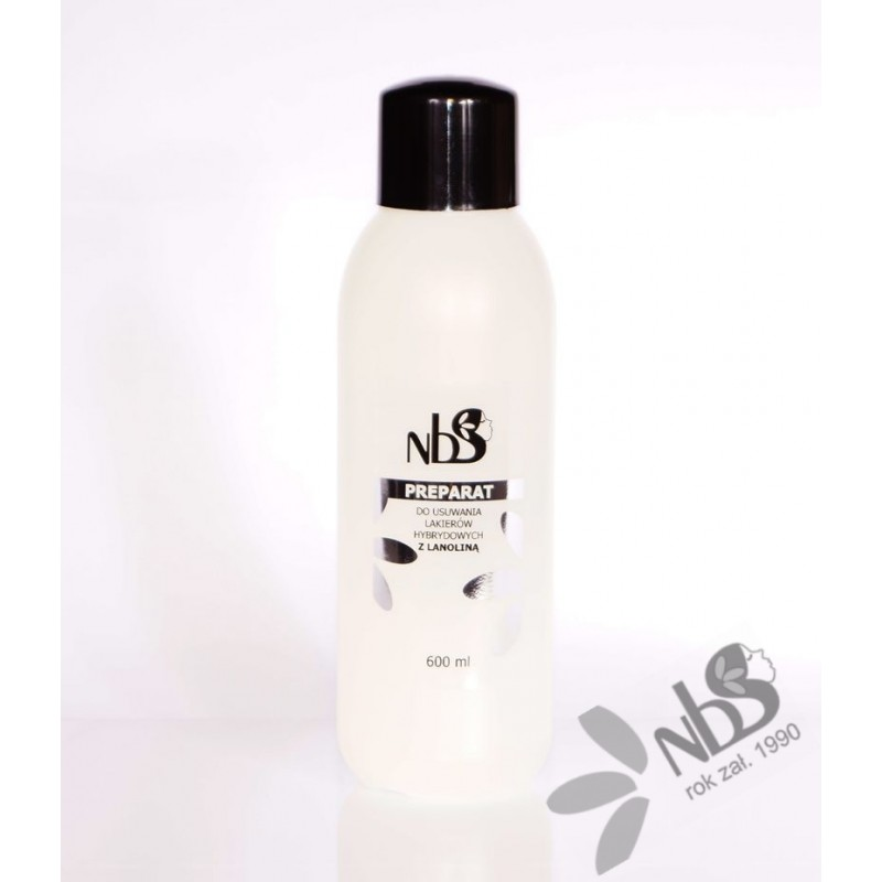 NBS Preparat do usuwania hybryd 570ml